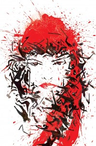 Mike Del Mundo's amazing cover work for Elektra